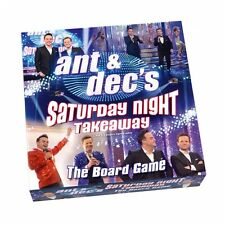 Ant & Dec Saturday Night Takeaway The Board Game Brand New