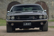 Dodge Challenger RT Muscle Car SILK POSTER 24x36