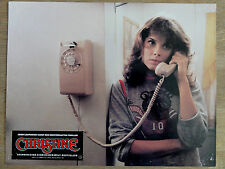 Aushangfoto CHRISTINE Plymouth Auto Horror Stephen King John Carpenter