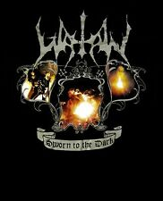 WATAIN cd lgo To the Death Flames SWORN IN DARK Official SHIRT XL new
