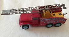"Vintage Corgi Major Toys Chipperfields ""International 6 X 6 Truck"" #1121 VGC"