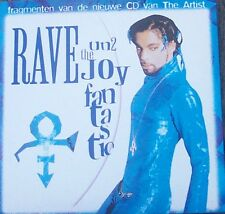 PRINCE RARE CD RAVE IN2 FANTASTIC PROMO NPG LIMITED