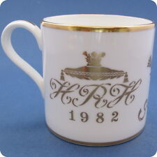 Richard Guyatt Prince William Birth Mug by Wedgwood