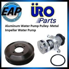 For BMW 318I 318IS 318TI Z3 E36 Aluminum Water Pump Pulley w/ Water Pump NEW