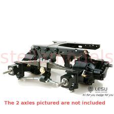 Leaf Spring Suspension for Rear Axles (X-8013A) [LESU] Tamiya 1/14 Tractor Truck
