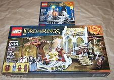 LEGO The Council of Elrond Wizard Battle 79005 79006 Arwen Gimli Saruman Gandalf