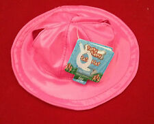 CARTE BLANCHE ME TO YOU PINK TATTY PUPPY RAIN HAT ACCESSORIES CLOTHES DOG GIFT