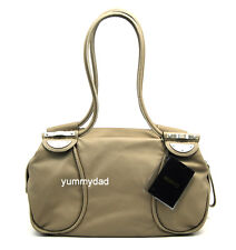 BNWT MIMCO NATURAL DAY BAG IN PARCHMENT LEATHER RRP$399
