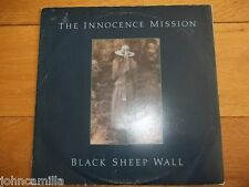 "THE INNOCENCE MISSION - BLACK SHEEP WALL 10"" RECORD - A&M RECORDS - AMX 563"