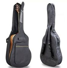 CHITARRA Classica Borsa Acoustic HEAD CASE ELECTRIC FULL SIZE CARRY IMPERMEABILE UK NUOVE