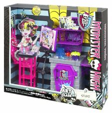 Poupée Monster High-school accessoire jouet playset-studio de classe Art