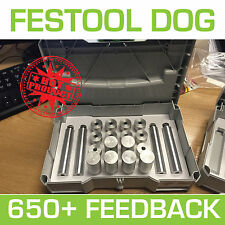 Festool Dog Fully Loaded In Systainer.