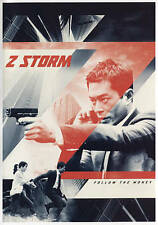 Z Storm,Very Good DVD, Gordon Lam, Louis Koo, Michael Wong, David Lam