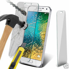 100% Genuine Tempered Glass Film Screen Protector for Samsung Galaxy E5