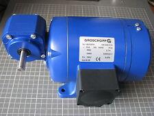 DC Getriebe Motor Groschopp KG94-60 180V 0,1kW 457U neu