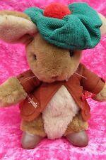 """Beatrix Potter ~ PETER RABBIT ~ 10"""" Soft Plush Toy by Eden Toys"""