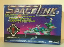 SPACELINK CAPSELA Cosmic Shuttle Vehicle Mini-figure VINTAGE 1980s Like Diaclone
