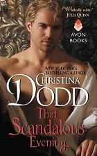 Governess Brides: That Scandalous Evening 1 by Christina Dodd (2015, Paperback)