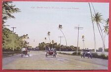 1910's On the Road to Waikiki TH Hawaiian Islands Steiner PMC #179