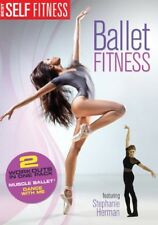 Ballet Fitness: Muscle Ballet/Dance with Me (2014, REGION 1 DVD New)