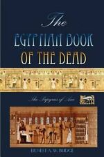The Egyptian Book of the Dead: The Papyrus of Ani by Ernest Budge (Paperback...