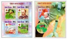 GB13709ab Guinea-BISSAU 2013 Malaria MNH SET