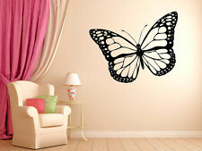 "Exotic Butterfly Vinyl Wall Decal Graphics 12""x20"" Small Bedroom Home Decor"