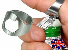 BEER RINGS- A new way to open beer - novelty gift dad summer gadget fun festival