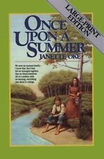 Once Upon a Summer (Seasons of the Heart #1) Oke, Janette Paperback