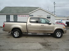Toyota: Tundra DoubleCab SR5 V8 4WD Salvage Rebuildable
