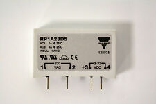 Carlo Gavazzi Solid State Relay SSR relés | rp1a23d5 | nuevo