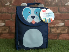 Built NY Big Apple Buddies Dog Kids Lunch Sack