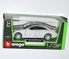 Burago - MERCEDES BENZ CL550 (White) Model Scale 1/32