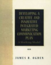 Developing a Creative and Innovative Integrated Marketing Communication Plan, Ja