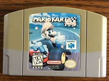 Mario Kart 64 Cart Only Nintendo Video Game