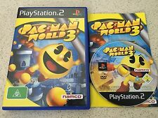 Pac-Man World 3 - Sony Playstation 2 Game (ps2)