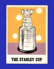 1970-71 O-Pee-Chee Set Break #254 The Stanley Cup EX-EXMINT f06154