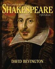 The  Complete Works of Shakespeare by David Bevington