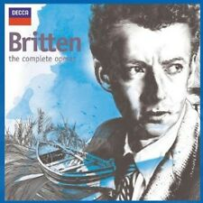 Britten: The Complete Operas (2013, CD New)