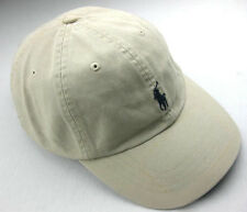 Polo Ralph Lauren Baseball Hats Cap Pony Logo One Size Adjustable,NWT_Khaki