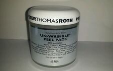 Peter Thomas Roth Un-Wrinkle Peel Pads 60 ct.  SEALED! (Retail $45.)