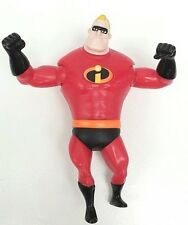 "McDonald's Disney Pixar The Incredibles MR. INCREDIBLE 5"" Toy Red Action Figure"