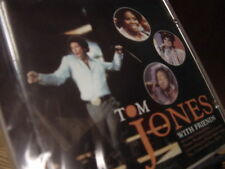 TOM JONES WITH FRIENDS 2003 TREMENDOUSLY RARE LIMITED CD