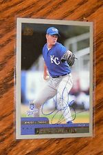 Chad Durbin 2000 Topps Signed Autographed Card # T48 Kansas City Royals!