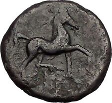 OLYMPIA Olympic Games 145-147 Olympiad in ELIS 330BC Ancient Greek Coin i56080