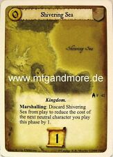 A Game of Thrones LCG - 1x Shivering Sea  #042 - Kings of the Sea