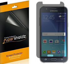 2X Supershieldz Privacy (Anti-Spy) Screen Protector saver For Samsung Galaxy J7