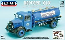 EMHAR British Bedford 'OLB' LWB 'O' Series 5-ton TANKER truck model kit 1/24