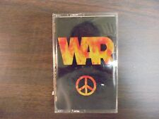 "NEW SEALED ""War""  Cassette Tape (G)"
