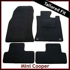 Mini Cooper / CooperS Tailored Carpet Car Mats 2Clip (2001 2002..2004 2005 2006)